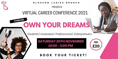 Career Conference 2021 tickets