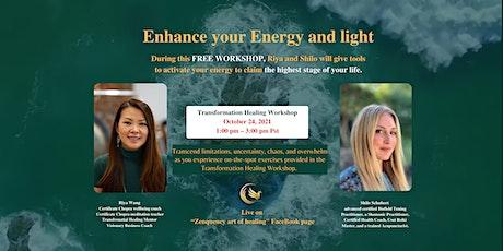 Transformation Healing Workshop Tickets