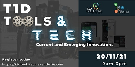 T1D Tools & Tech: Current & Emerging Innovations in Diabetes Tech tickets