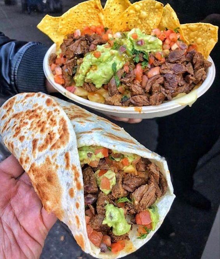 Mexican food lovers image