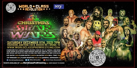 Christmas Star Wars tickets