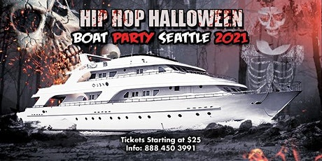 Hip Hop Halloween Boat Party Seattle tickets