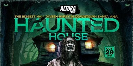 THE BIGGEST HALLOWEEN PARTY IN DOWNTOWN SANTA ANA (FRIDAY OCTOBER 29TH) tickets