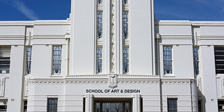 ANU School of Art & Design  Information lunchtime Q&A for new applicants tickets
