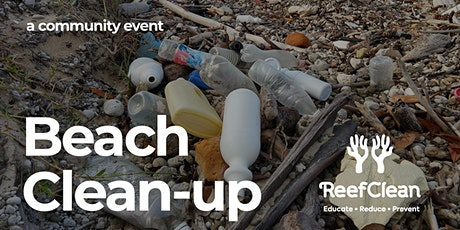 Keppel Bay Island Clean-up tickets