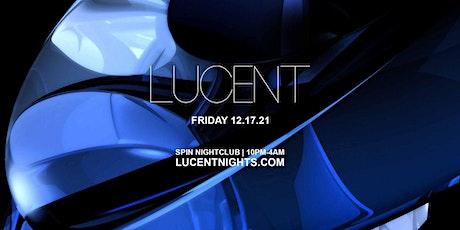 Lucent 33 tickets