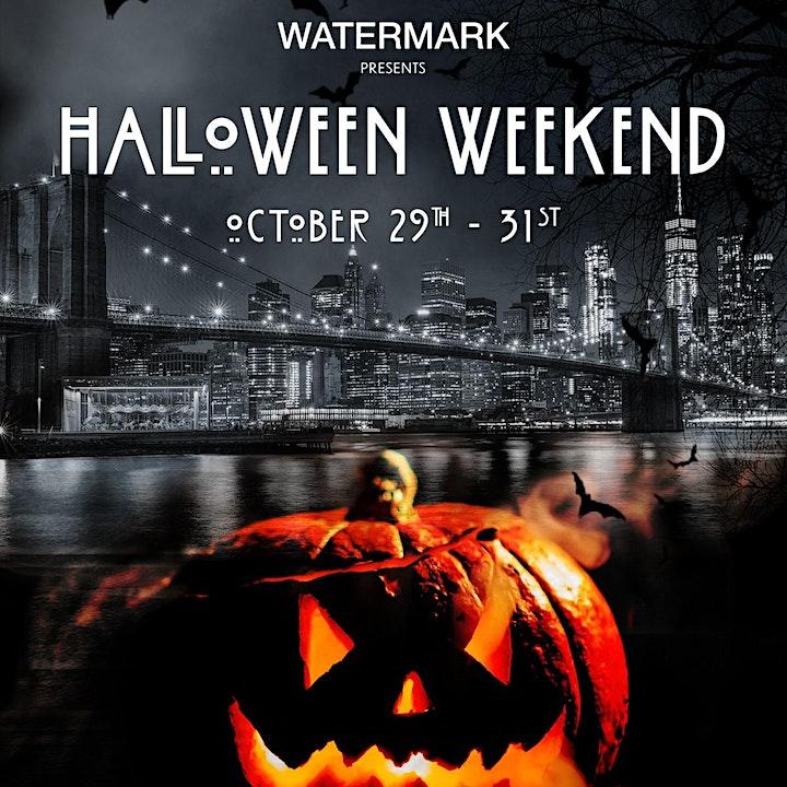 "SAT 10/30: ""OKTOBER FRIGHT-FEST"" *FEAR ON THE PIER* @ WATERMARK PIER 15 NYC image"