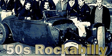 1950s 'Rockabilly Party' Port Burger 100 Year Jetty Celebrations tickets