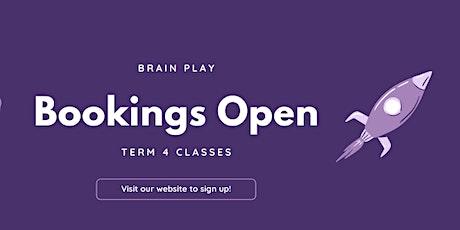 Online Term 4 After-School STEM Classes! tickets