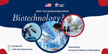 Why you should major in biotechnology? tickets