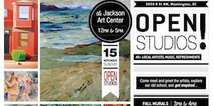 Jackson Art Center Fall 2015 Open Studios