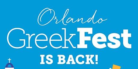 Orlando Greek Festival 2021 tickets