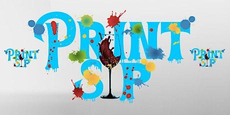 Print & Sip Workshop tickets