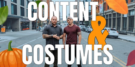 Content and Costumes tickets