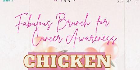 Fab Brunch for Cancer Awareness tickets