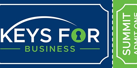 Keys for Business Summit: Money, Marketing and Profitability tickets