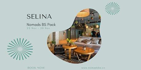 Nomads BA Pack Selina entradas