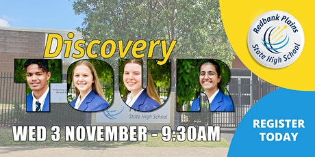 Discovery School Tour - November 3 tickets