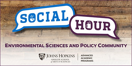 AAP Environmental Sciences and Policy Fall Social Hour tickets