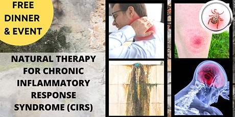 [CIRS} Chronic Inflammatory Response Syndrome Dr. Bradley Clow  2 November tickets