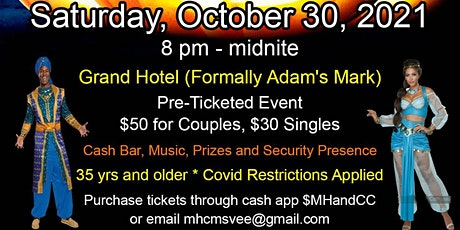 Copy of Halloween Adult Costume Party tickets