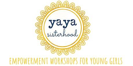 Yaya Sisterhood: VISION BOARD WORKSHOP. tickets
