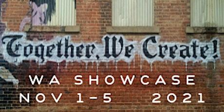 Artist Day at WA Showcase  - Creativity Workshops tickets