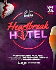 R & B Sundays Brunch & Dinner Party  Presents The Heart Break Hotel tickets