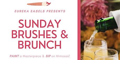 Sunday Brushes & Brunch tickets