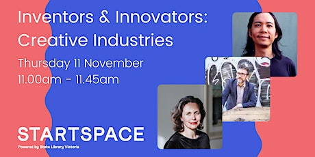 Inventors and Innovators: Creative Industries tickets