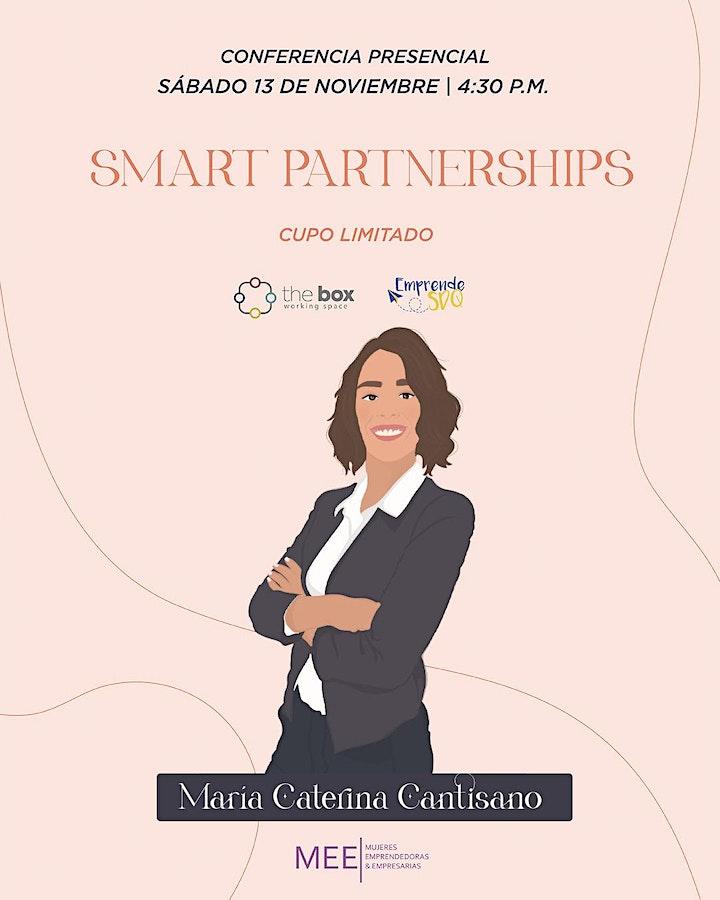 Imagen de Conferencia de María Caterina Cantisano en Emprende SDQ