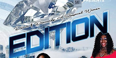 Denim & Diamonds: A Seasoned Woman Edition (Women Only) tickets