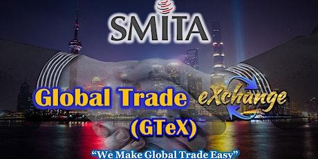 SMITA Global Trade eXchange (GTeX) tickets