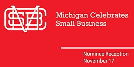 Michigan Celebrates Nominee Reception tickets