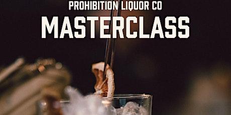 Session 2 Gin Masterclass feat. Prohibition Gin Ambassador Matthew Fosdike tickets