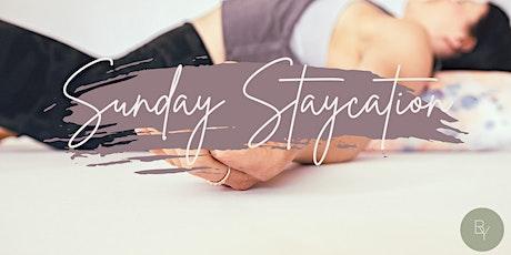 Sunday Staycation Yoga Retreat tickets