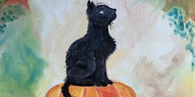 Halloween at Paint Along