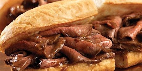 Club Italia Curbside Roast Beef Dinner tickets