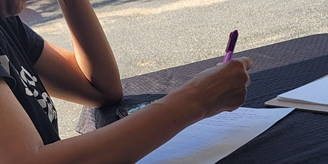 #dotheWRITEthing: Repurposing Pain with Your Pen tickets
