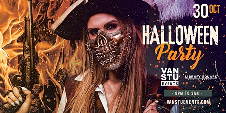 Halloween Party @ Library Square tickets