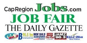 CapRegionJobs.com Albany Job Fair 2016
