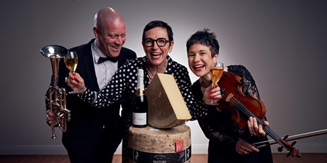 Cheese After Dark - 20 Year Anniversary Featuring Members of the ASO tickets
