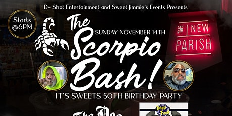 Sweets  50th Birthday Party Featuring The Dogg Pound tickets