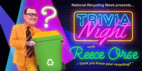 National Recycling Week Trivia Night tickets