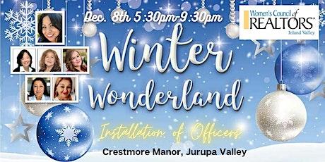 Winter Wonderland Gala -  Inland Valley's 2022 Installation of Officers tickets