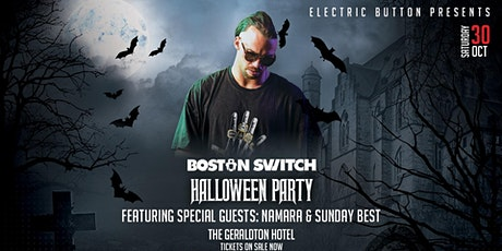 Boston Switch Halloween Party tickets