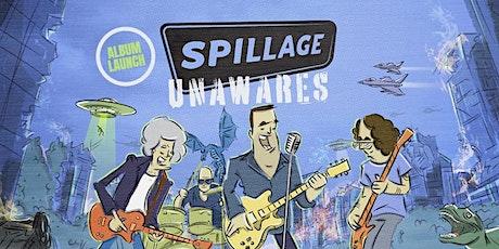 Spillage Album Launch tickets