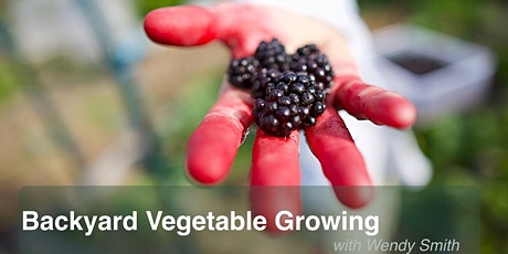 Wendy's Backyard Vege Growing 2 (Grow Your Own series) tickets