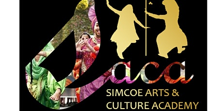Simcoe Arts & Culture Academy  - BHANGRA FITNESS  (Cardio) - ADULTS tickets