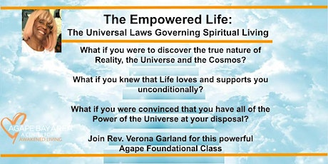 The Empowered Life: The Universal Laws Governing Spiritual Living tickets